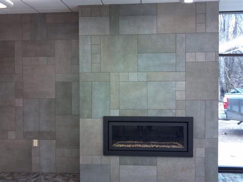 fireplace tile battle creek tile mosaic co inc