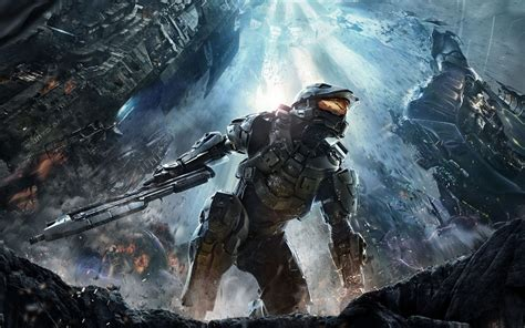 Top 10 Halo 5 Wallpaper Hd