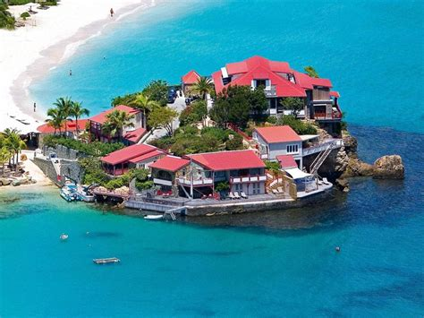 5 Best St Barths Hotels For A Romantic Getaway