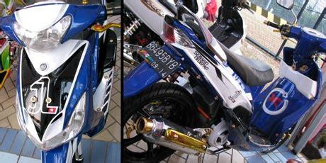 Modif Mio Sporty Ala Thailand by 50 Gambar Modifikasi Mio Drag Road Race Keren Modif Drag