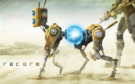 recore release date announced   gorgeous trailer