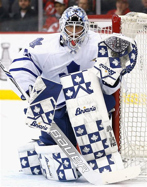 The maple leafs' goalie depth took a hit when curtis mcelhinney (carolina) and calvin pickard (philadelphia) were both claimed off waivers on tuesday. Top 5 Best Looking Toronto Maple Leafs Goalie Masks of All ...