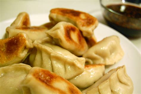 what are pot stickers potstickers i made that