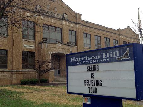 harrison elementary hill building schools follow welcome