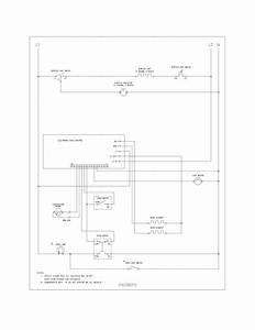 Frigidaire Fef352aug Electric Range Timer