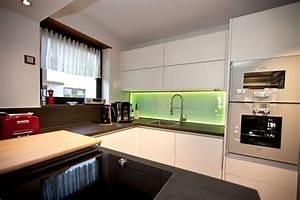 Moderne Küchenlampen Decke : k chenbeleuchtung led glas pendelleuchte modern ~ A.2002-acura-tl-radio.info Haus und Dekorationen