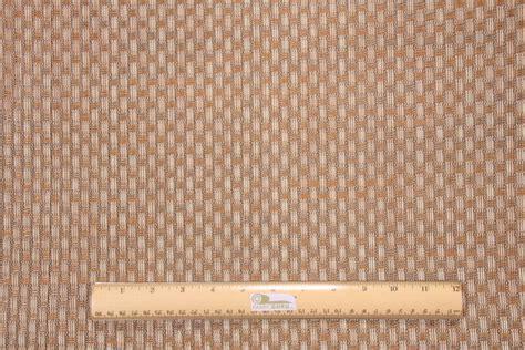 woven vinyl mesh sling chair outdoor fabric in pecan 7 95