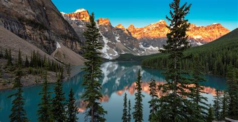canada voted 2nd most beautiful country in the world