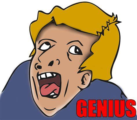 Genious Meme - genius colored version genius know your meme
