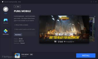 Fast downloads of the latest free software! Télécharger Tencent Gaming Buddy 1.0.7773.123 pour Windows - Filehippo.com