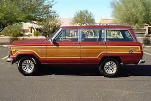 1985 Jeep Grand Wagoneer Wagon