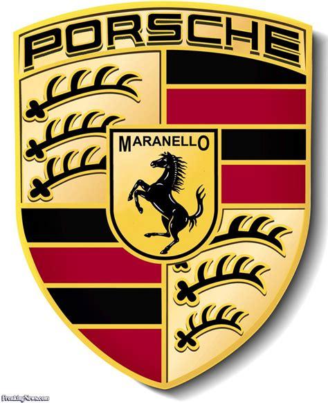 ferrari porsche logo porsche ferrari emblem pictures