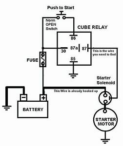 Vehicle Horn Circuit