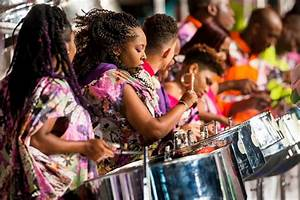 Caribbean Airlines Invaders Steel Orchestra Debuts at ...
