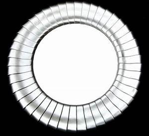 Spiegel Silber Rund : spiegel wandspiegel rund g nstig kaufen bei yatego ~ Whattoseeinmadrid.com Haus und Dekorationen