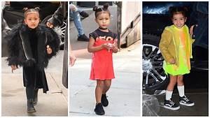 Kanye West & Kim Kardashian's Daughter North West | 2017 ...