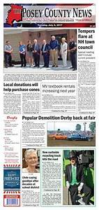 July 4, 2017 - The Posey County News by The Posey County ...
