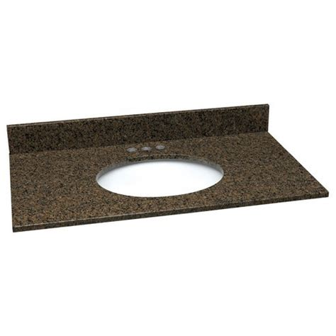 design house 553750 single bowl granite vanity top 37