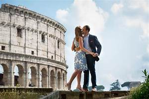 Places to get Engaged in Rome | Engagement photography