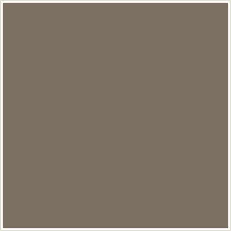 Farbe Grau Braun by 7c7062 Hex Color Rgb 124 112 98 Brown Orange
