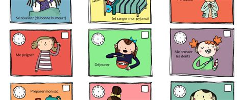 chambre bebe 9 la charrue joyeuse ou le retour de la routine du matin