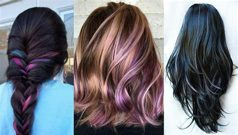 Coloured Hair by 30 Coloured Hair That Won T The Office Dress Code
