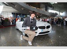 Zehn Millionen Besucher in der BMWWelt Auto