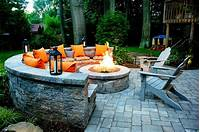 perfect patio fire pit design ideas 21 Amazing Outdoor Fire Pit Design Ideas