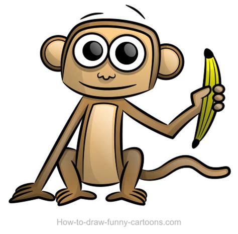 monkey drawings sketching vector