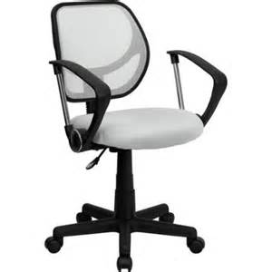 mesh computer chair with arms multiple colors walmart com