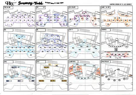 mtg deck list sheet s portfolio sweeney todd design