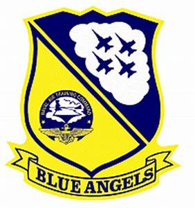 Blue Angel's Crest