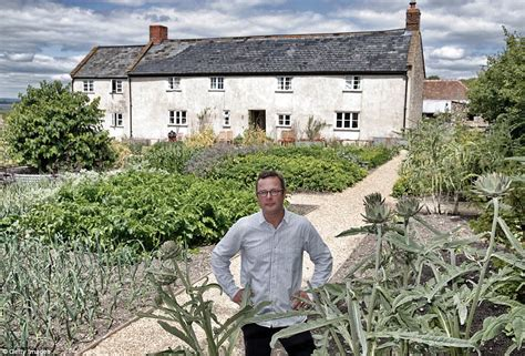 river cottage hugh fearnley whittingstall s river cottage up for sale