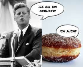 """Image result for """"Ich bin ein Berliner"""""""