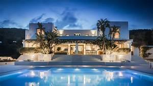 Luxury, Villa, With, Panoramic, Sea, Views, In, Ibiza