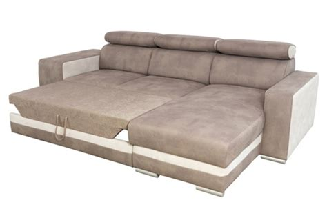 canape d angle reversible convertible canapé d 39 angle reversible et convertible miami beige creme