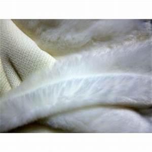 Fausse Fourrure Tissu : tissu fausse fourrure poils courts superieur lapin blanc a0023 ~ Teatrodelosmanantiales.com Idées de Décoration