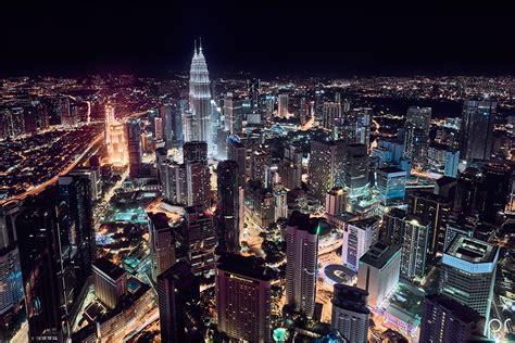 kuala lumpur garden city malaysia  asia tower kl