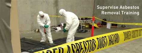 asbestos supervisor  brisbane sydney melbourne