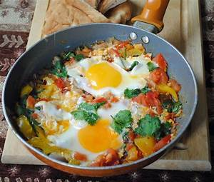 Traditional homemade shakshouka | From the Grapevine