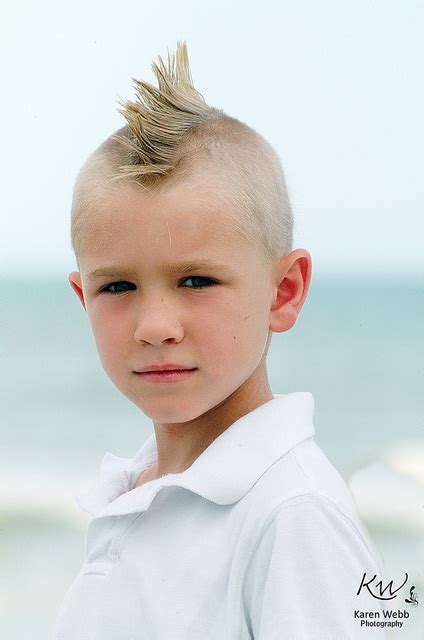 Kid Mohawk Hairstyles by Best 25 Boys Mohawk Ideas On Haircut