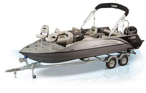 Lowe X Series Pontoon Boats For Sale by 2006 Tahiti 224 Images