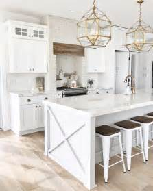 eat in kitchen island designs 53 best white kitchen designs decoholic