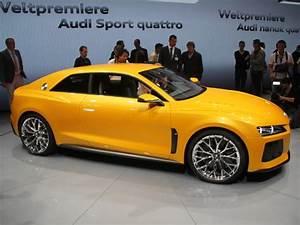 Audi Paris Est Evolution : l 39 audi quattro concept pourrait devenir r alit ~ Gottalentnigeria.com Avis de Voitures