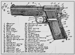 Colt Revolver Diagram