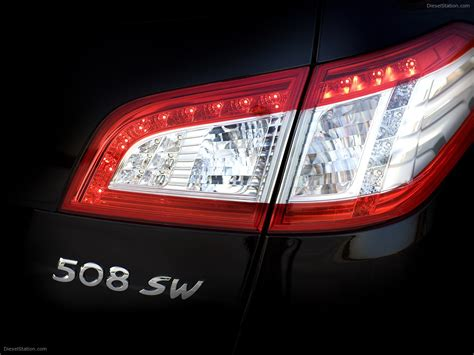 Peugeot 508 Sw 2018 Exotic Car Picture 07 Of 26 Diesel