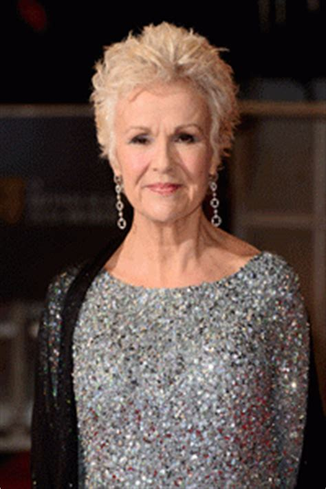 Julie Walters 65 Red carpet hair stylist Charles