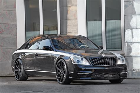 Maybach Car : 2014 Maybach 57s By Knight Luxury