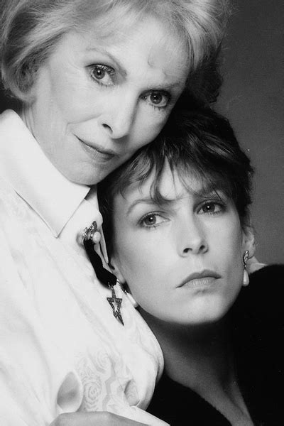 bio actress janet leigh mom daughter janet leigh and jamie lee curtis a mothers