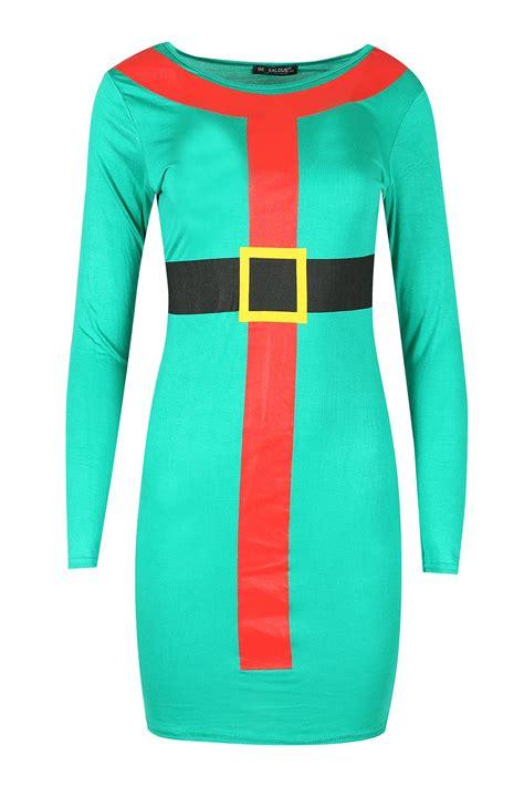 Weihnachten Vater by Damen Weihnachten Weihnachtsmann Vater Anzug Mit G 252 Rtel